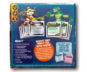 King of Tokyo Power Up – Bild 2