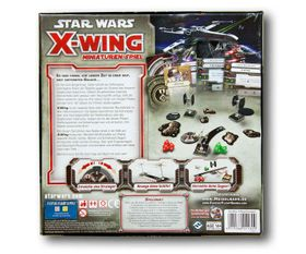 Star Wars X-Wing: Miniaturenspiel – Bild 2