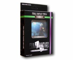 Final Fantasy TCG Starter Pack Licht & Wind Type-0 (Opus 3) – Bild 1