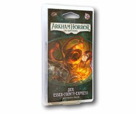 Arkham Horror LCG: Der Essex-County-Express - Mythos-Pack (Dunwich-2)  – Bild 1