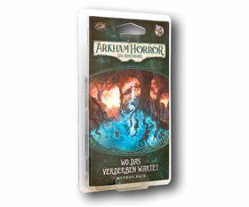 Arkham Horror LCG: Wo das Verderben wartet - Mythos-Pack (Dunwich-5) – Bild 1