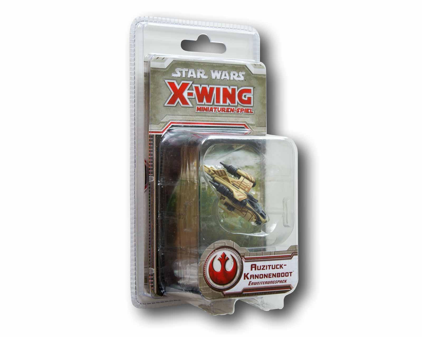 X-Wing Miniaturenspiel Auzituck Kanonenboot