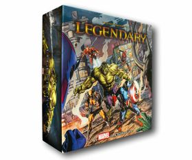 Legendary a Marvel Deckbuilding Game – Bild 1