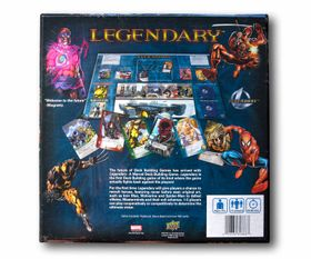 Legendary a Marvel Deckbuilding Game – Bild 2