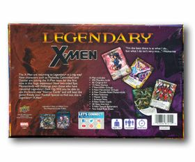 Legendary: Marvel X-Men Expansion – Bild 2