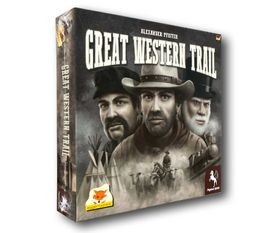 Great Western Trail – Bild 1