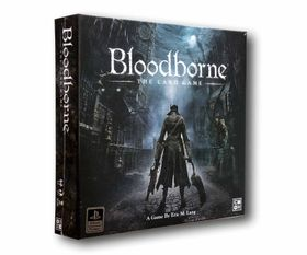 Bloodborne - The Card Game (engl.)