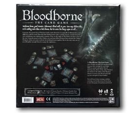 Bloodborne - The Card Game (engl.) – Bild 2