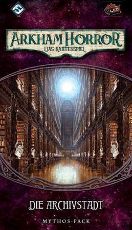 Arkham Horror: Die Archivstadt Mythos-Pack (Vergessene Zeitalter-4)
