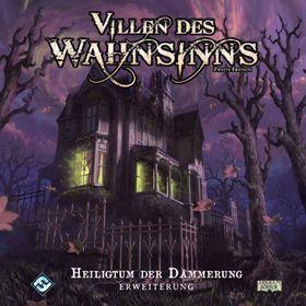 Villen des Wahnsinns 2. Edition - Heiligtum der Dämmerung