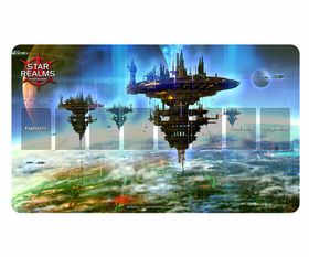 Star Realms Playmat / Spielmatte - Capitol World