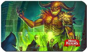 Hero Realms Playmat / Spielmatte - Tyrannor
