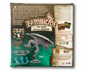 Zombicide Green Horde - No Rest for the Wicked – Bild 2