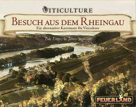 Viticulture - Besuch aus dem Rheingau