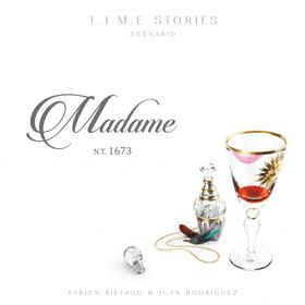 T.I.M.E. Stories / TIME Stories - Erweiterung: Madame