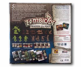 Zombicide Green Horde - Friends and Foes – Bild 2