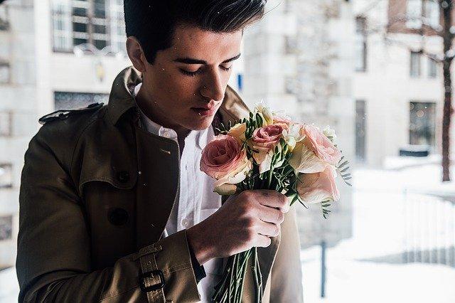 Blumen Gentleman