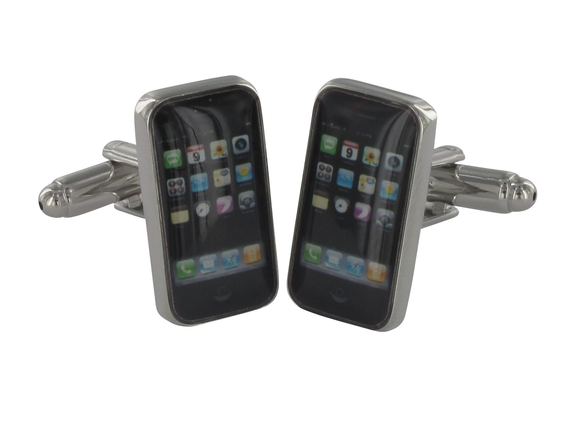TEROON Manschettenknöpfe Smartphone