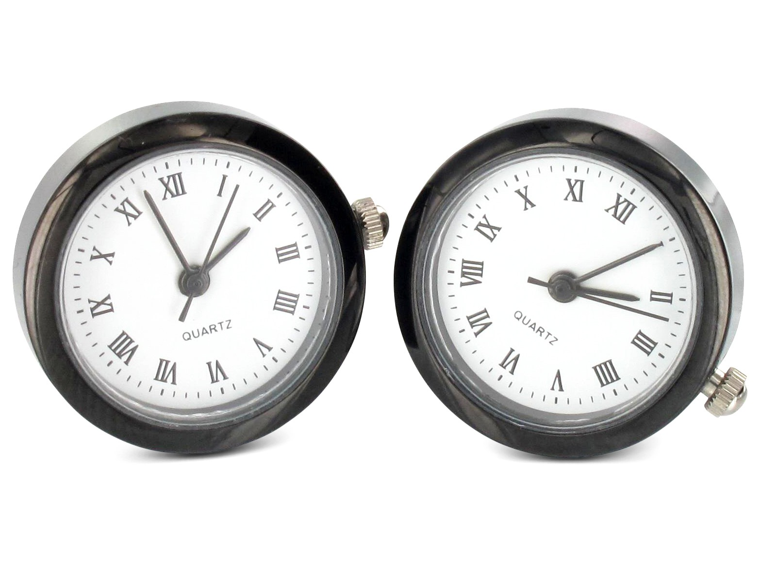 TEROON Prestige Manschettenknöpfe Uhr