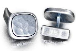 Manschettenknöpfe Boeing Silber