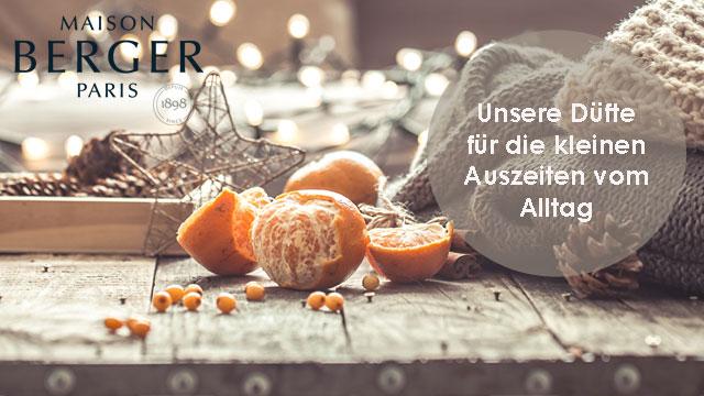 Herbst & Winterdüfte