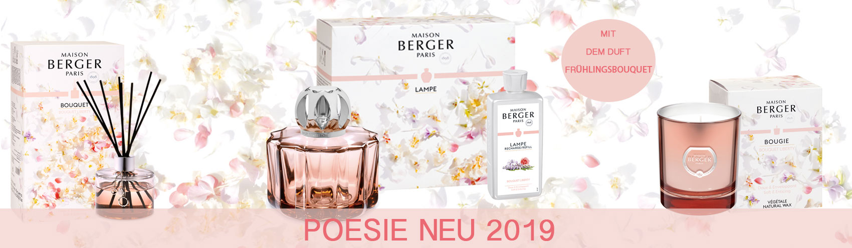 Lampe Berger Neuheiten 2019