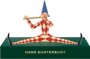 Hans Kunterbunt, klein, mit Podest 5332 von Wendt & Kühn
