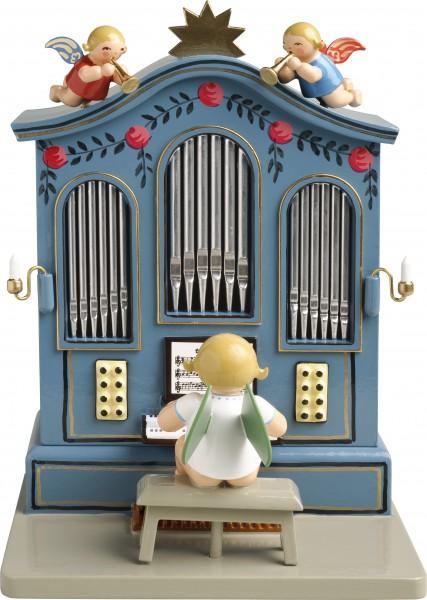 Orgel mit Musikwerk 636/OrMB von Wendt & Kühn
