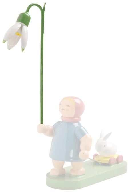 Schneeglöckchen für Blumenkind 5248/6 von Wendt & Kühn