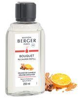Refill Raumduft Diffuser Orange-Zimt / Orange de Canelle von Maison Berger