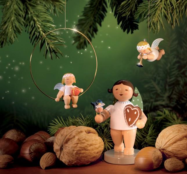 Set 1 Weihnachten  - 3 Figuren von Wendt & Kühn