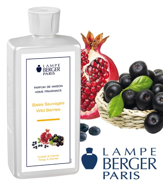 wilde beeren baies sauvages 1000 ml von lampe berger. Black Bedroom Furniture Sets. Home Design Ideas