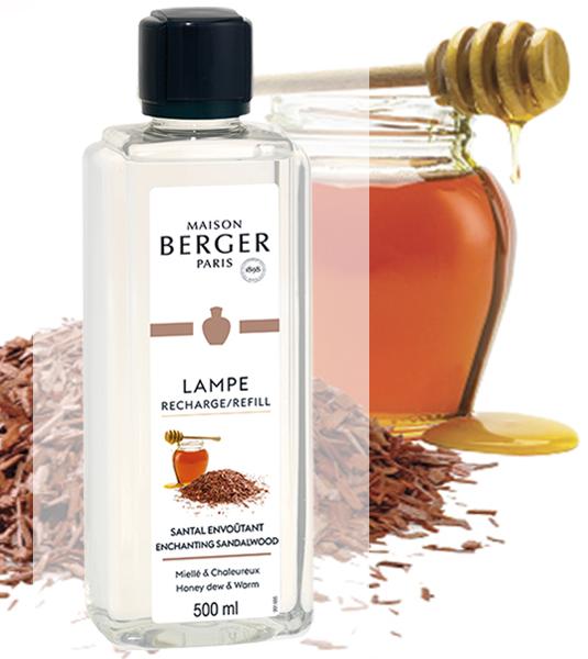 Sandelholz / Santal Envoûtant 500 ml von Lampe Berger