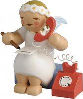 Margeritenengel mit Telefon 634/70/37 von Wendt & Kühn