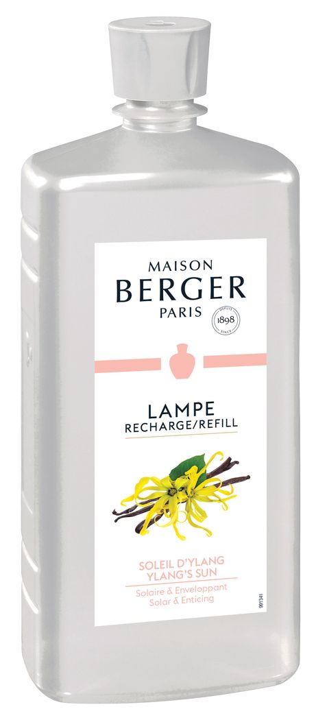 lampe berger duft sonniger ylang 1000 ml. Black Bedroom Furniture Sets. Home Design Ideas