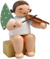 Engel, klein, mit Geige 650/k/2a von Wendt & Kühn
