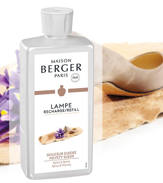 Samtiges Wildleder / Douceur Suédée 500 ml von Lampe Berger