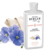 Frühlingshafte Leinenblüte / Lin en Fleurs NEU 2018 1000 ml von Lampe Berger