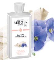Frühlingshafte Leinenblüte / Lin en Fleurs 500 ml von Lampe Berger