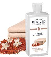 Holziges Kaschmir / Douceur de Cachemire 1000 ml von Lampe Berger