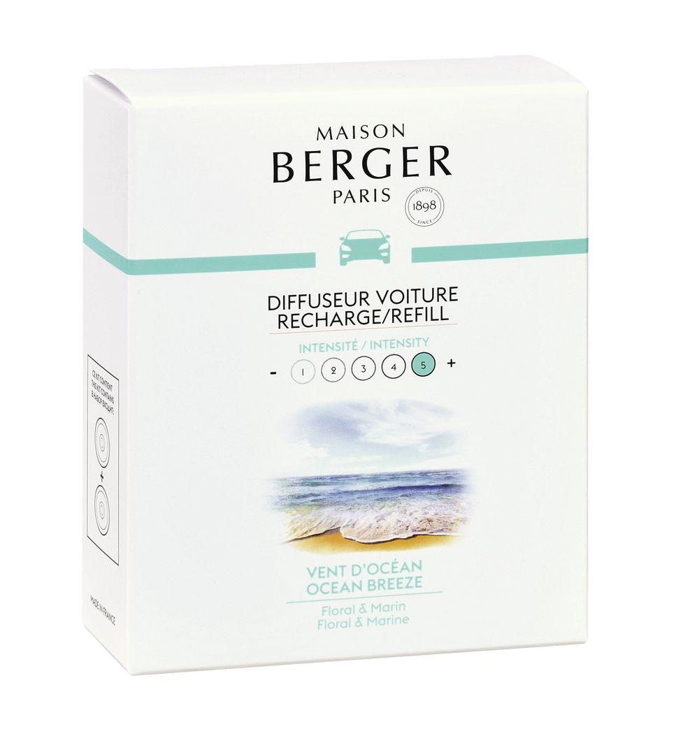 Autoduft Vent d'Océan / Ocean Breeze 2 Refills von Maison Berger