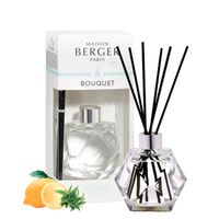 Raumduft Diffuser Geometry Transparent von Maison Berger