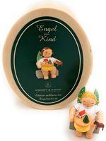 Engel für's Kind in Spanschachtel inkl. Karte von Wendt & Kühn