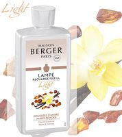 LIGHT Amber / Poussière d'Ambre NEU 2019 500 ml von Lampe Berger