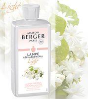 LIGHT Edle Jasmin / Jasmin Précieux NEU 2019 500 ml von Lampe Berger