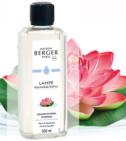 Zarte Seerose / Fleur de Nymphéa 500 ml von Lampe Berger
