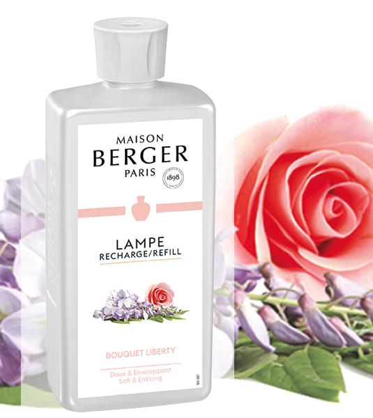 Frühlingsbouquet / Bouquet Liberty NEU 2019 1000 ml von Lampe Berger