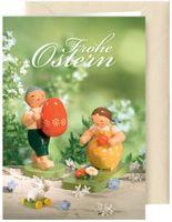 Grußkarte Ostern 526/25 von Wendt und Kühn