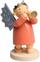 Kronenengel mit Flöte 6235/2 von Wendt und Kühn