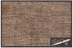 Salonloewe Fussmatte 50x75 Weave nougat